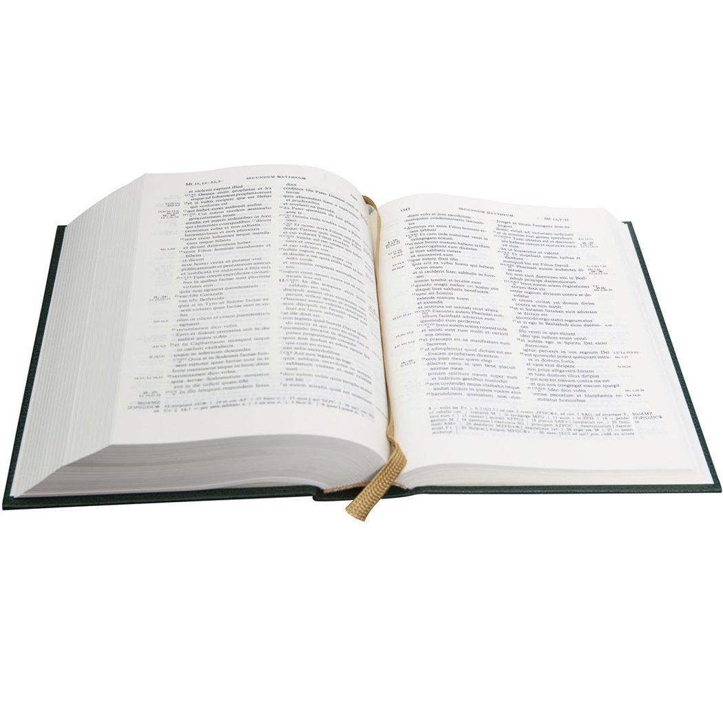 Bíblia Sacra Vulgata  - Universo Bíblico Rs