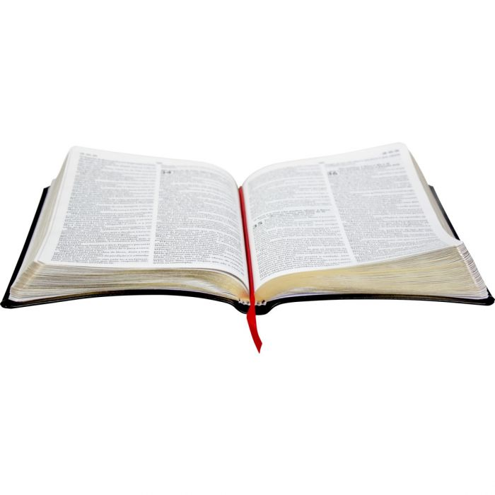 Bíblia Sagrada / Preto / Slim - (ARC)  - Universo Bíblico Rs