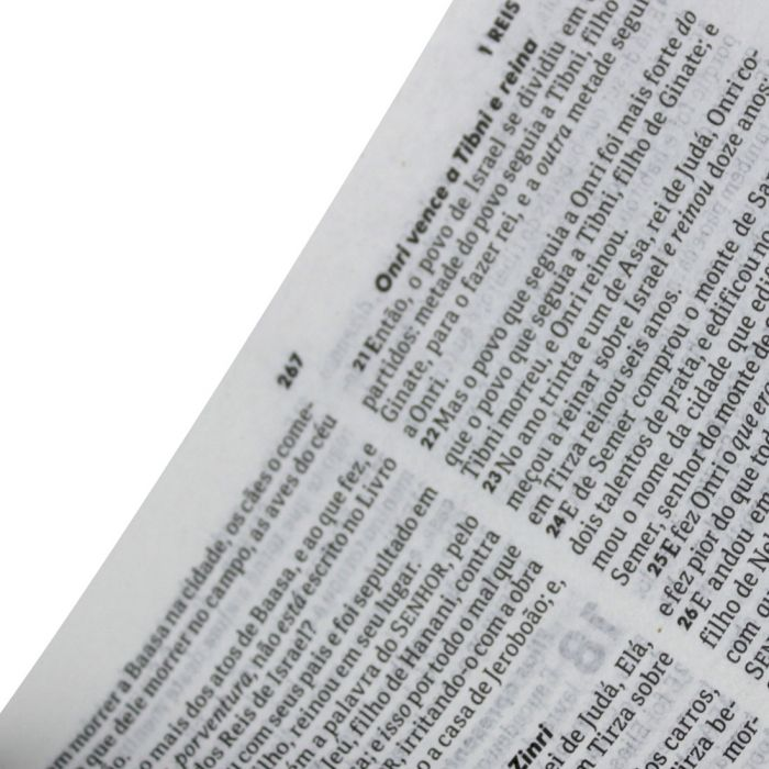 Bíblia Sagrada / Pink / Slim - (ARC)  - Universo Bíblico Rs