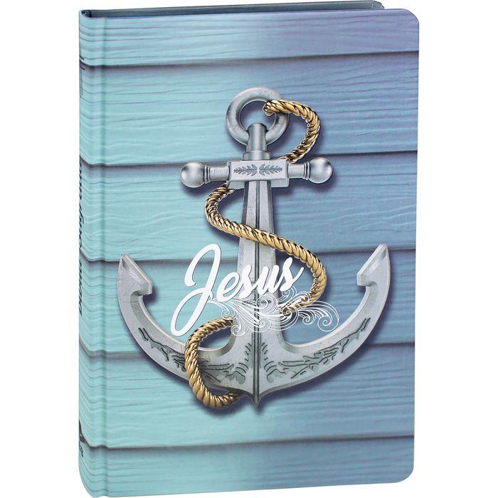 Bíblia Sagrada - Âncora Azul  - Universo Bíblico Rs