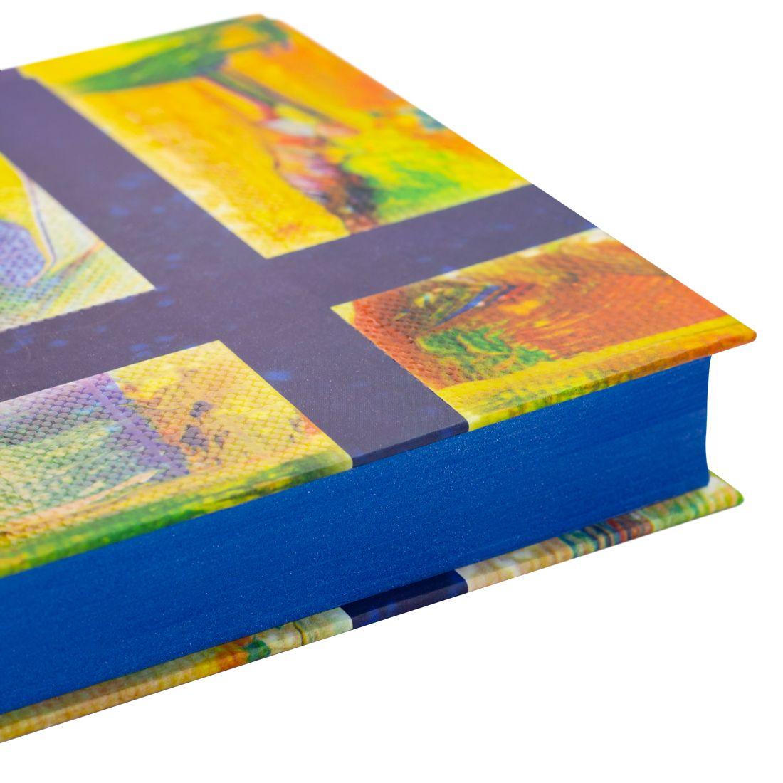Bíblia Sagrada - Bandeira  - Universo Bíblico Rs