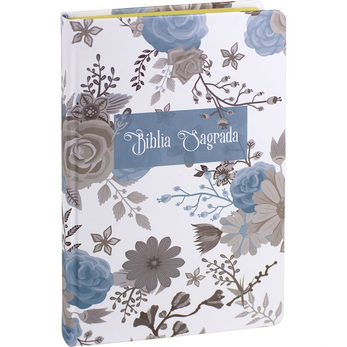 Bíblia Sagrada - Capa Perfume  - Universo Bíblico Rs