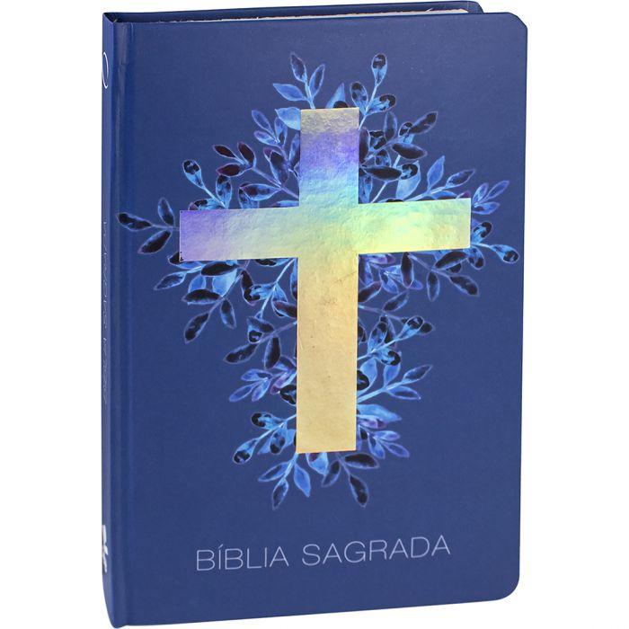 Bíblia Sagrada - Cruz Luz  - Universo Bíblico Rs