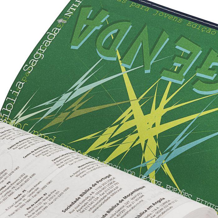 Bíblia Sagrada Edição com Notas para Jovens  - Universo Bíblico Rs