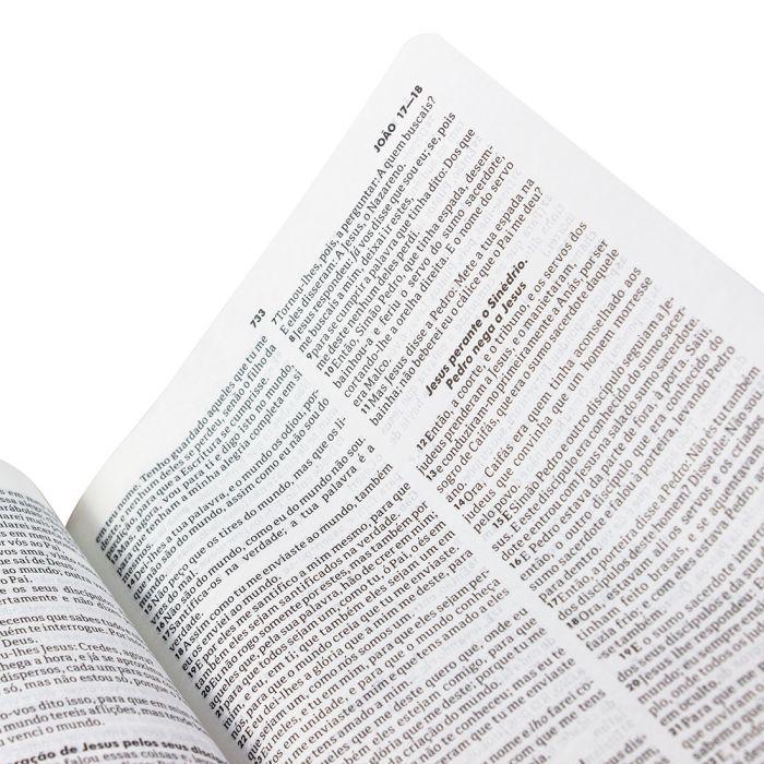 Bíblia Sagrada Harpa Cristã com Música / Preto - (ARC)  - Universo Bíblico Rs
