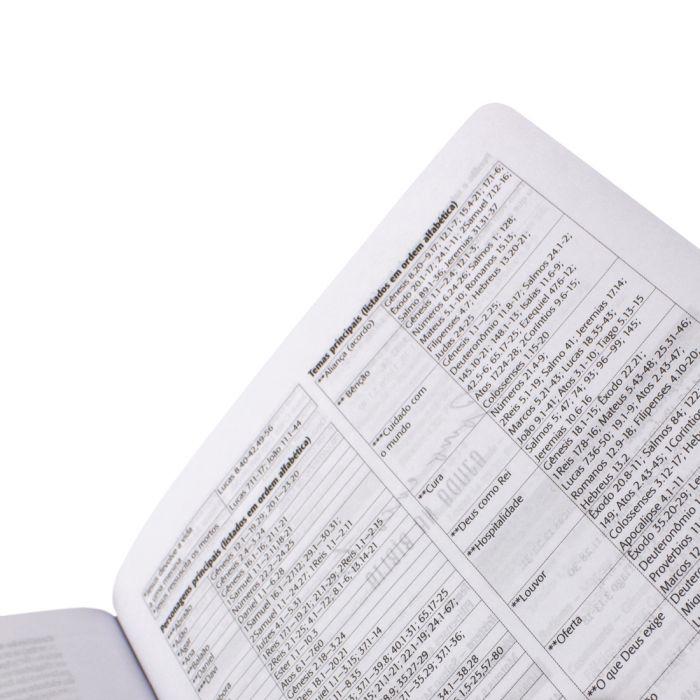 Bíblia Sagrada Jornada - Aquarela Luxo  - Universo Bíblico Rs