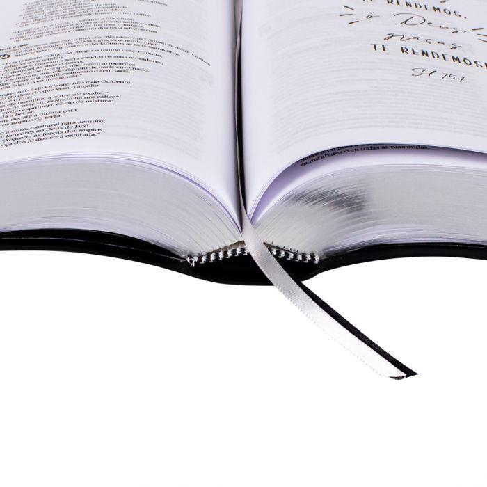 Bíblia Sagrada Jornada - Edição Luxo  - Universo Bíblico Rs