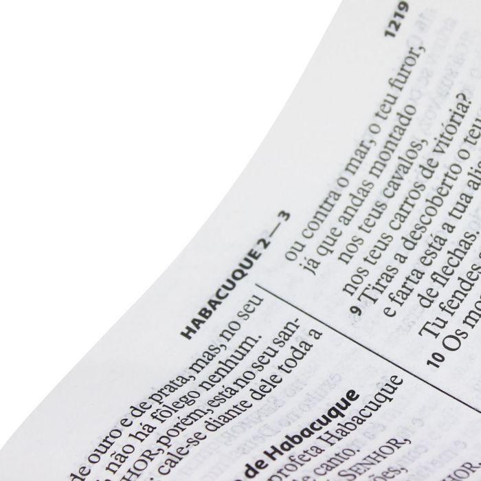 Bíblia Sagrada Letra Gigante  - Universo Bíblico Rs