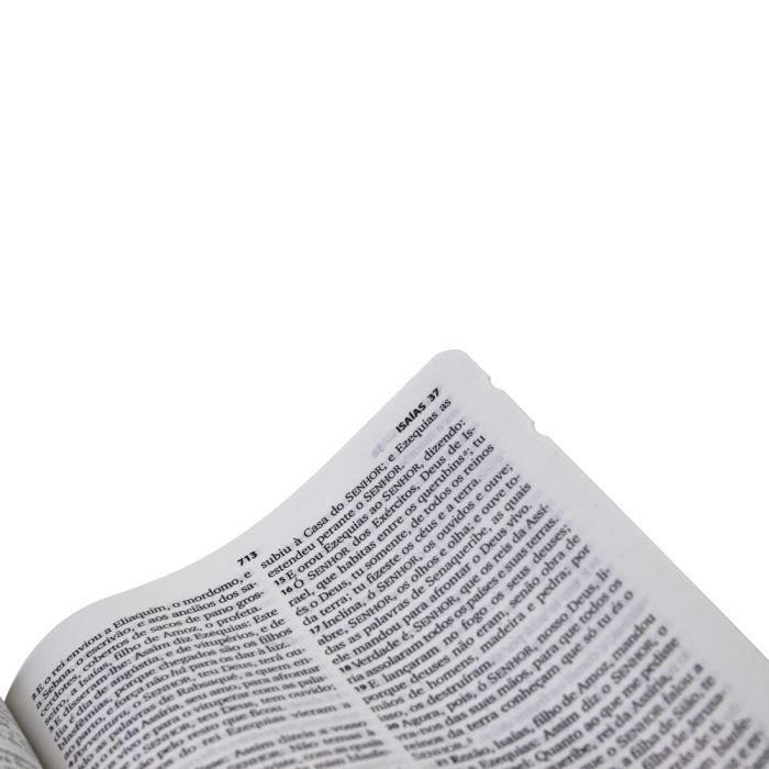 Bíblia Sagrada Letra Grande / Marrom - (ARC)  - Universo Bíblico Rs
