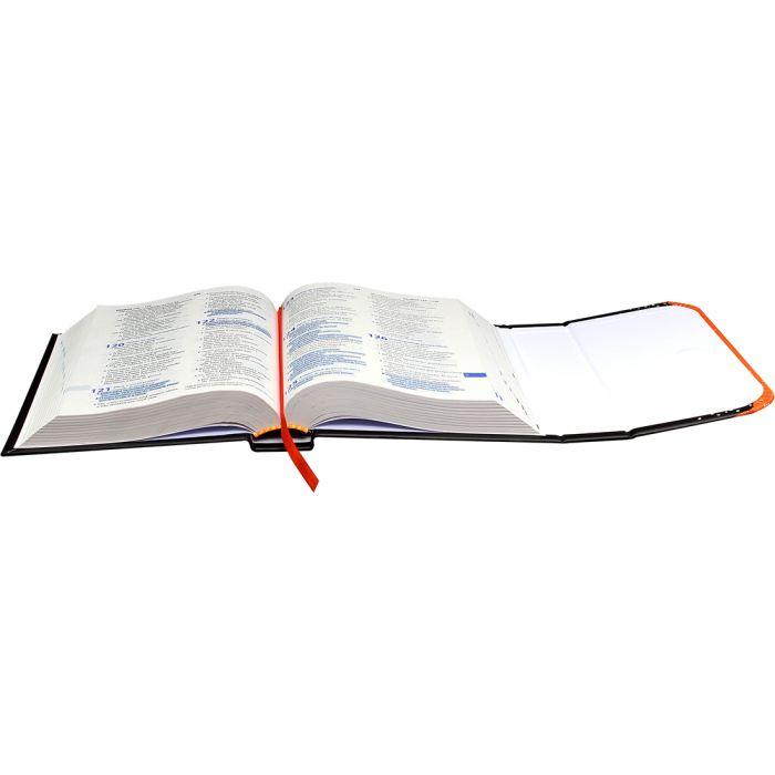 Bíblia Sagrada Letra Maior com Fonte de Bênçãos  - Universo Bíblico Rs