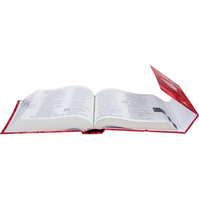 Bíblia Sagrada NAA com imã  - Universo Bíblico Rs