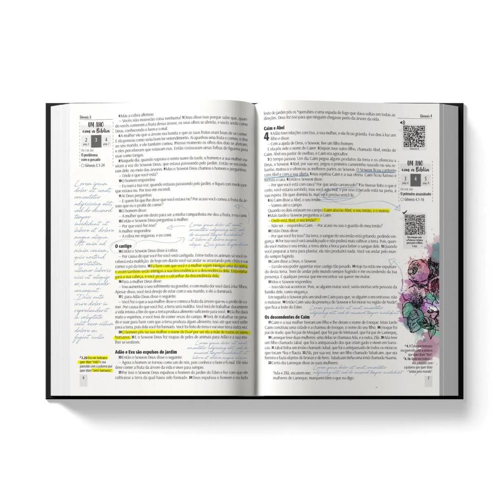 Bíblia Sagrada - NTLH - YouVersion - Cruz Menta - Letra Norma  - Universo Bíblico Rs