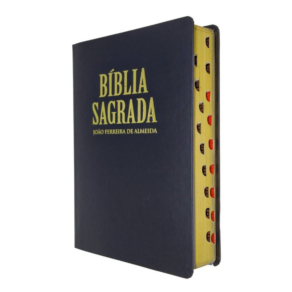 Bíblia Sagrada | RC | Letra Extragigante | Luxo | Preta  - Universo Bíblico Rs
