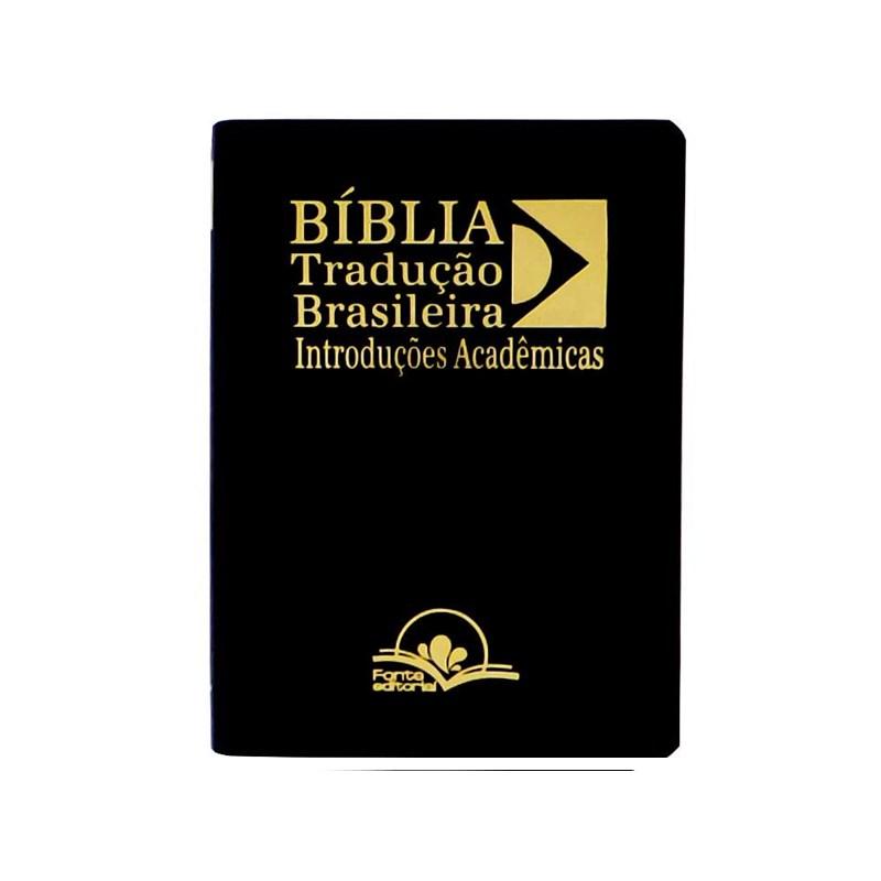 Bíblia Tradução Brasileira | Introduções Acadêmicas