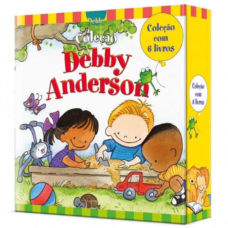 Conhecendo a Deus | Debby Anderson | Box com 6 livros