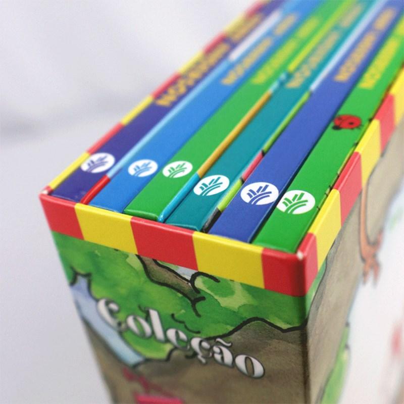 Conhecendo a Deus   Debby Anderson   Box com 6 livros  - Universo Bíblico Rs