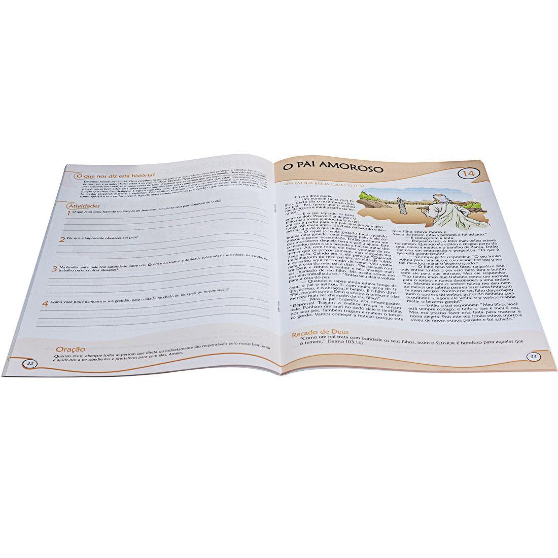 Estudando com a Bíblia - Mandamentos  - Universo Bíblico Rs