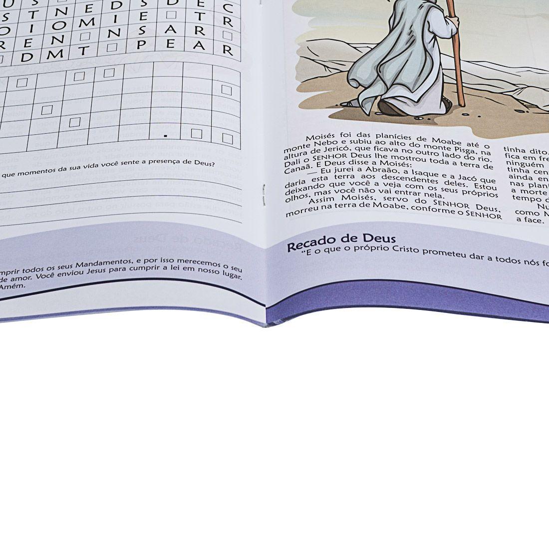 Estudando com a Bíblia - Povo de Deus  - Universo Bíblico Rs