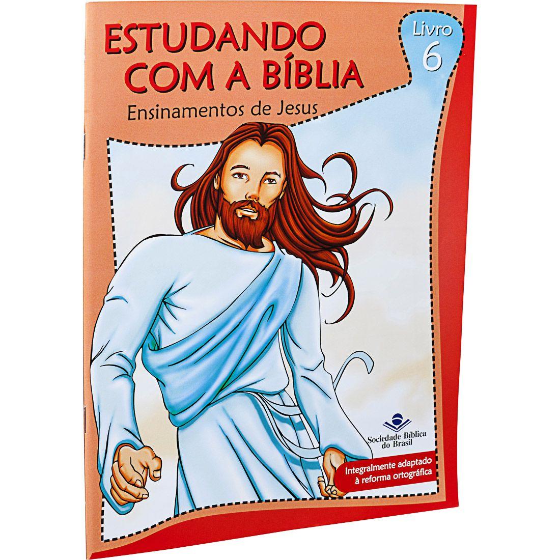 Estudando com a Bíblia -  Ensinamentos de Jesus