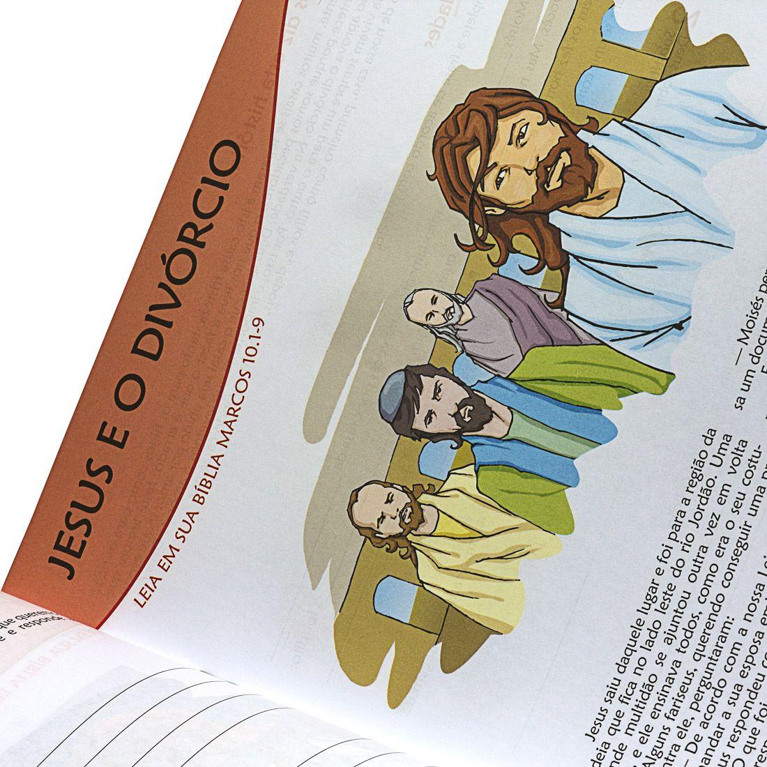 Estudando com a Bíblia -  Ensinamentos de Jesus  - Universo Bíblico Rs