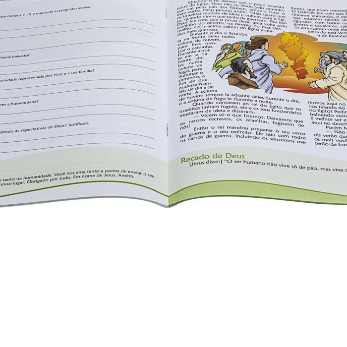 Estudando com a Bíblia  - Universo Bíblico Rs