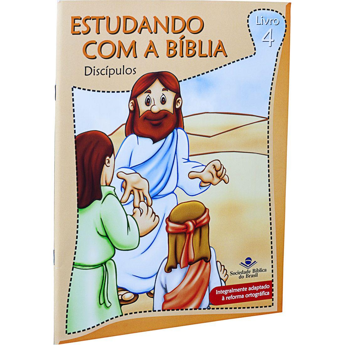 Estudando com a Bíblia - Discípulos