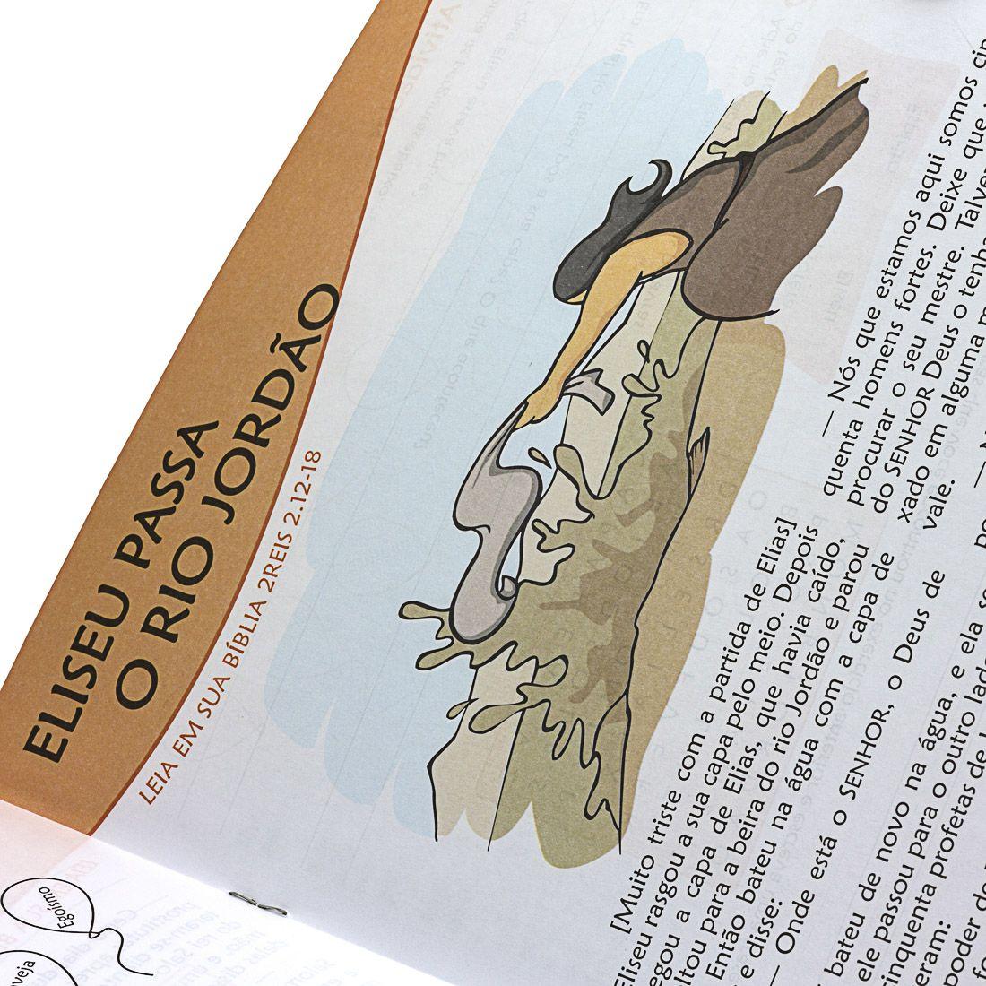 Estudando com a Bíblia - Discípulos  - Universo Bíblico Rs