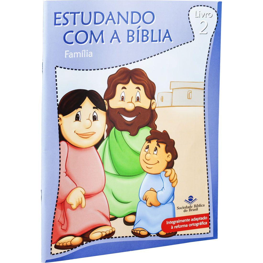 Estudando com a Bíblia - Família