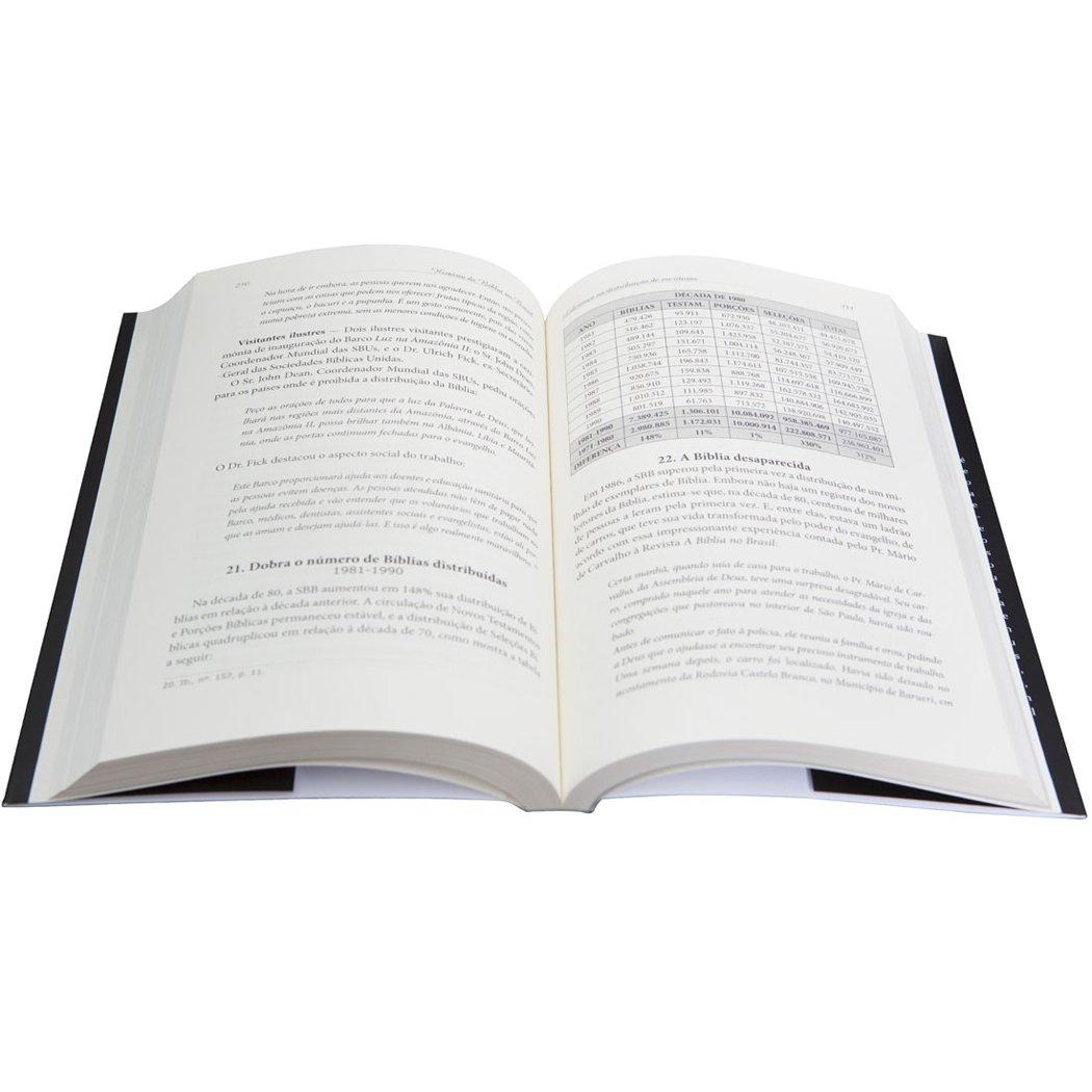 História da Bíblia no Brasil  - Universo Bíblico Rs