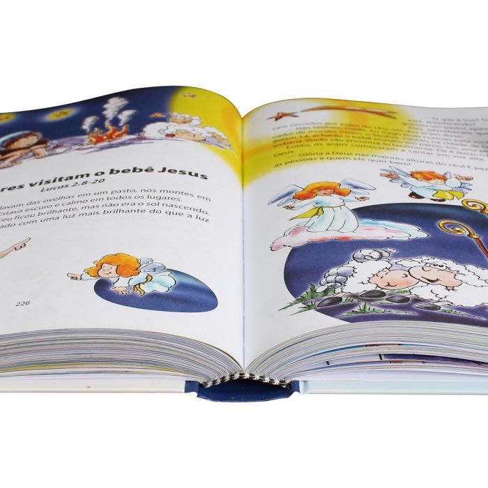Histórias Bíblicas para Crianças  - Universo Bíblico Rs