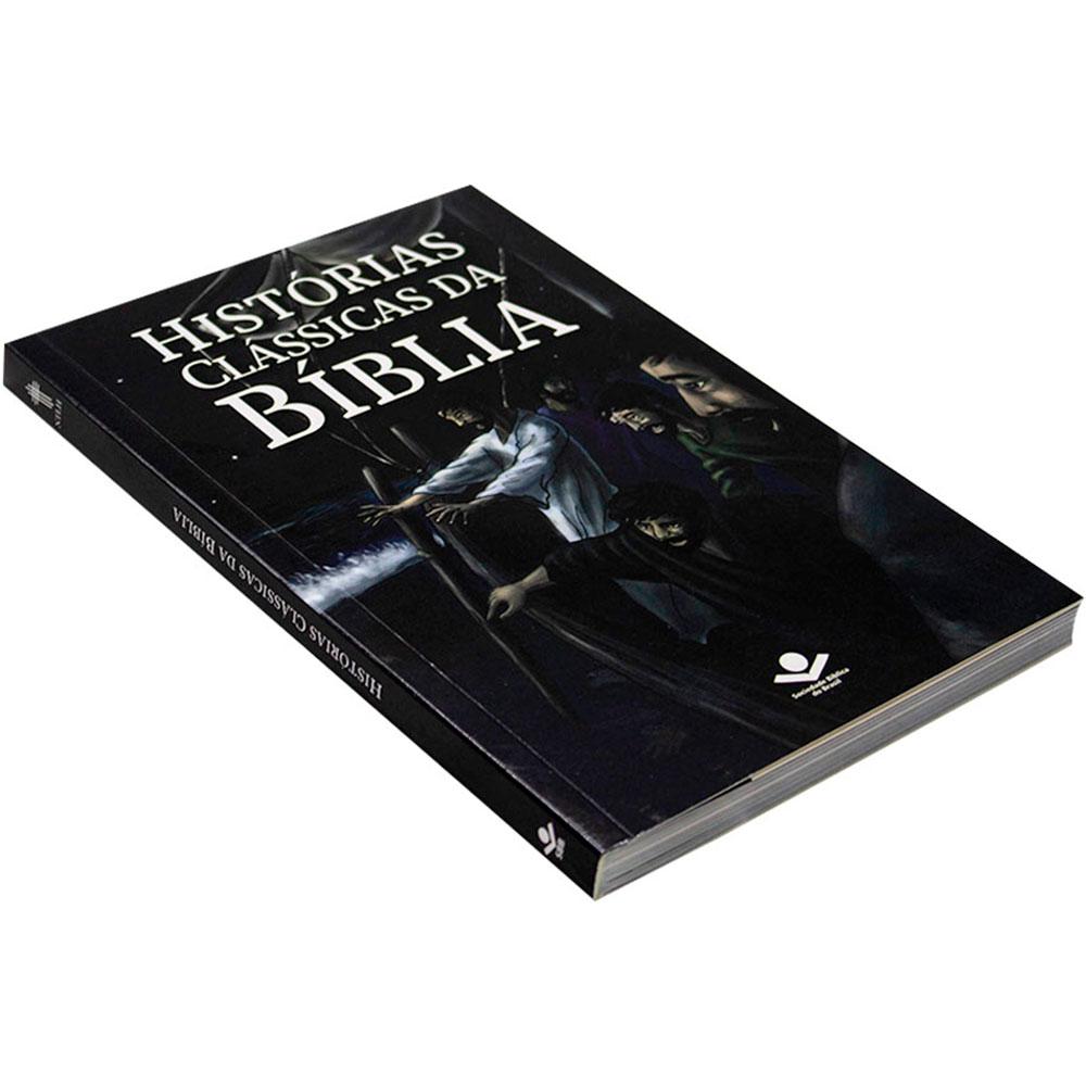 Histórias Clássicas da Bíblia: Nova Tradução na Linguagem de Hoje (NTLH)  - Universo Bíblico Rs