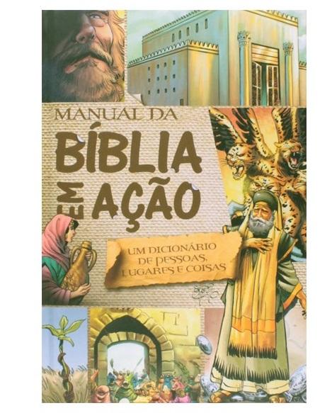Manual da Bíblia em Ação  - Universo Bíblico Rs