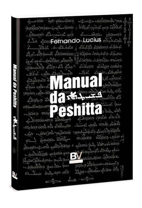 Manual da Peshitta | Fernando Lucius | Capa Dura