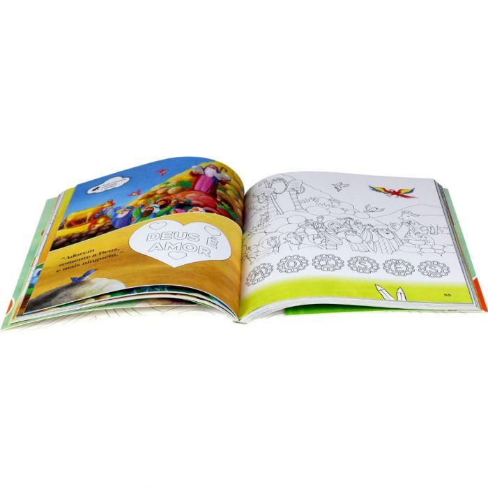 Minha Bíblia Criativa  - Universo Bíblico Rs