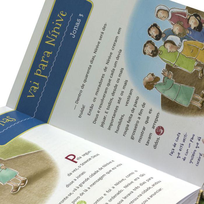 Minha Bíblia de Atividades  - Universo Bíblico Rs