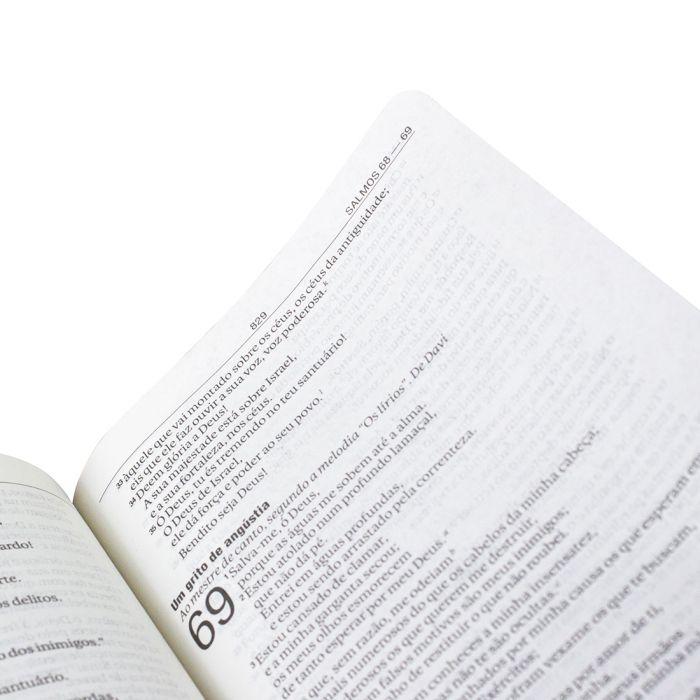 Bíblia Sagrada Letra Grande - (NAA)  - Universo Bíblico Rs