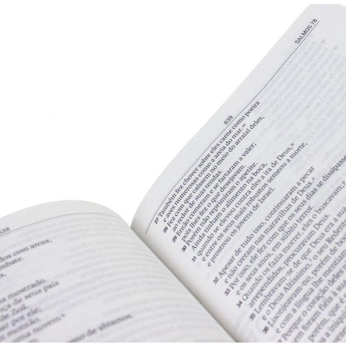 Bíblia Sagrada Letra Maior - (NAA)  - Universo Bíblico Rs