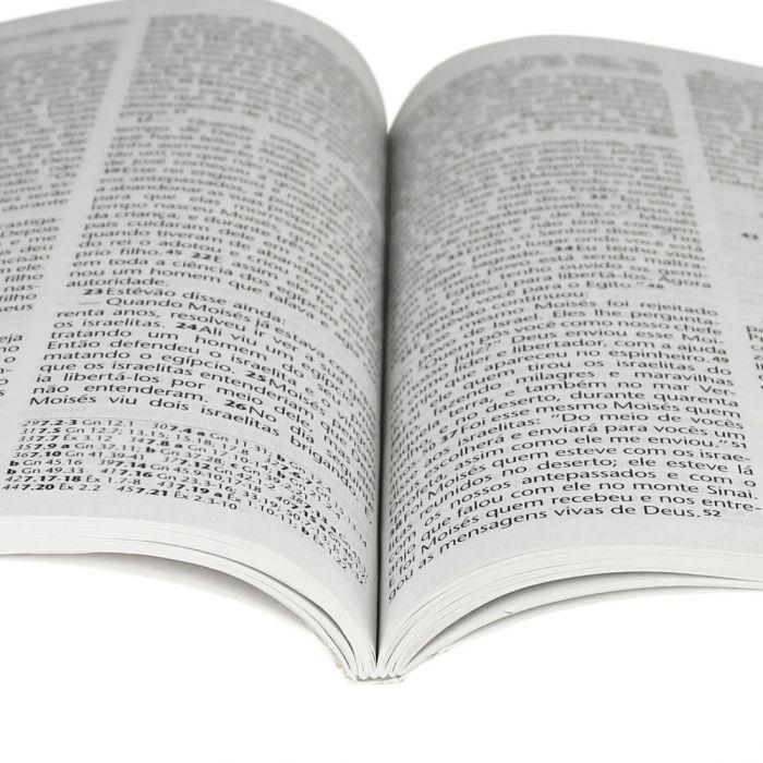 Novo Testamento Letra Grande: Nova Tradução na Linguagem de Hoje (NTLH)  - Universo Bíblico Rs