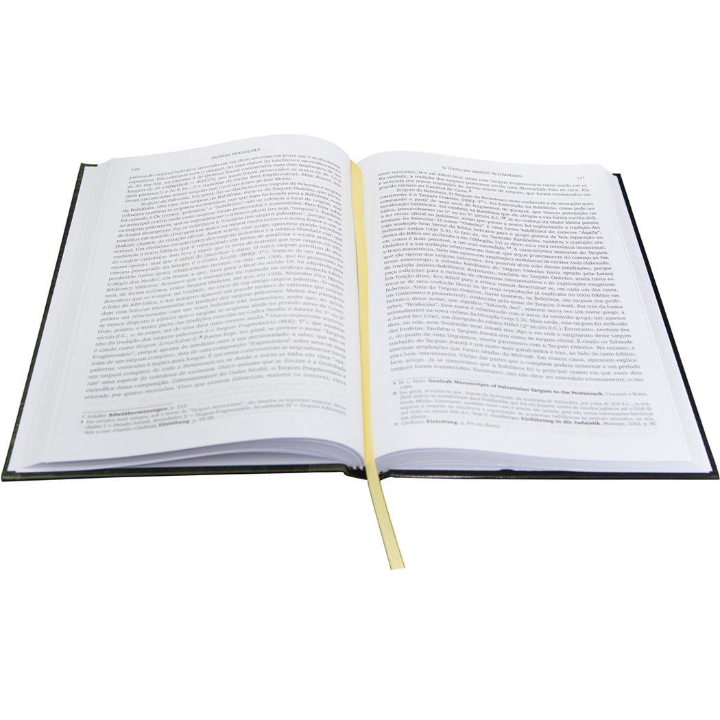 O texto do Antigo Testamento: Edição Acadêmica  - Universo Bíblico Rs