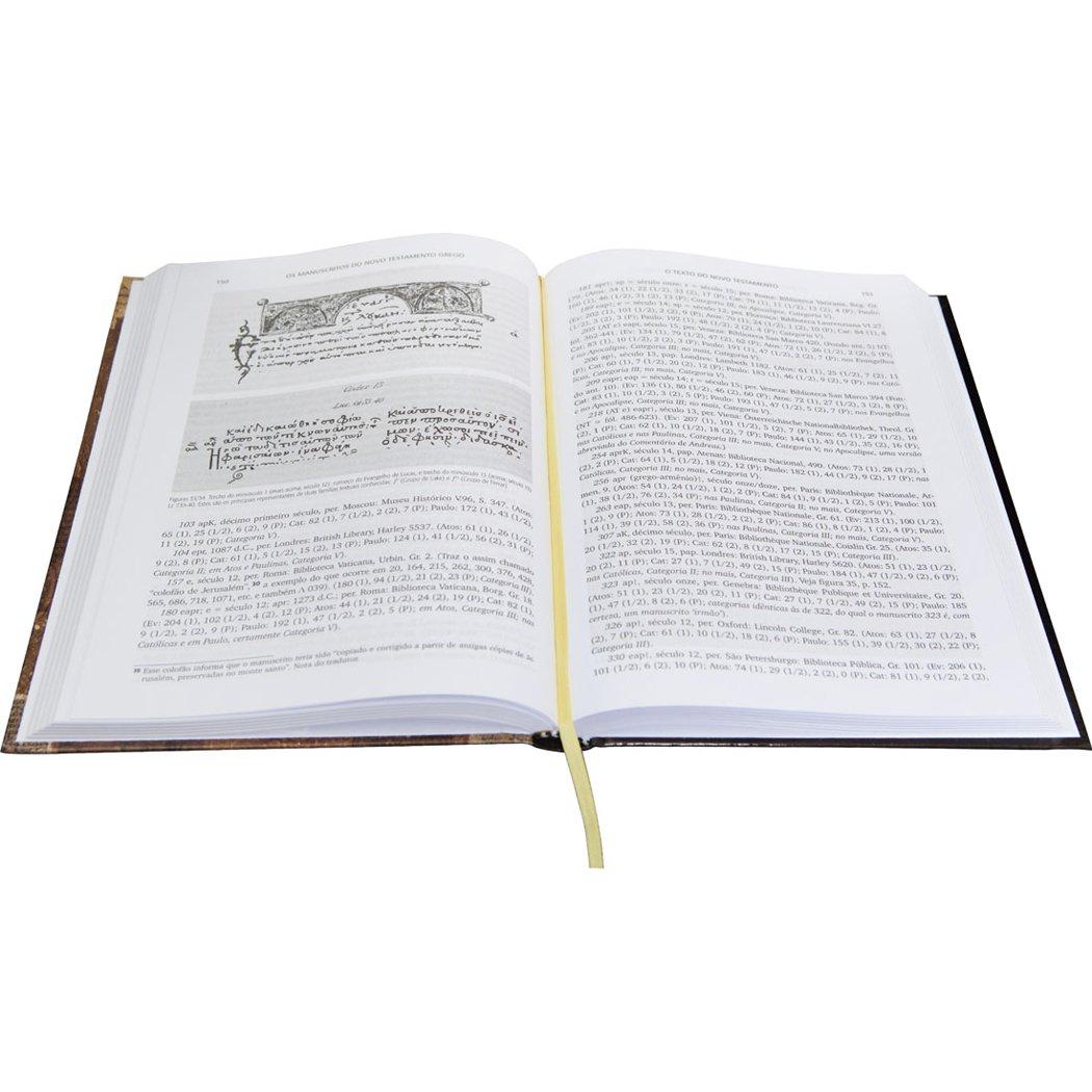 O texto do Novo Testamento: Edição Acadêmica  - Universo Bíblico Rs