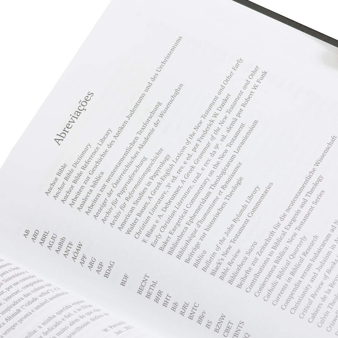 Origem e Transmissão do Texto do Novo Testamento: Edição Acadêmica  - Universo Bíblico Rs