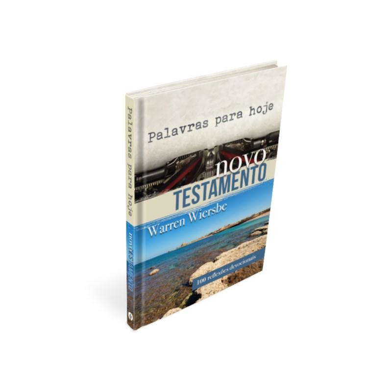 Palavras para hoje  Novo Testamento