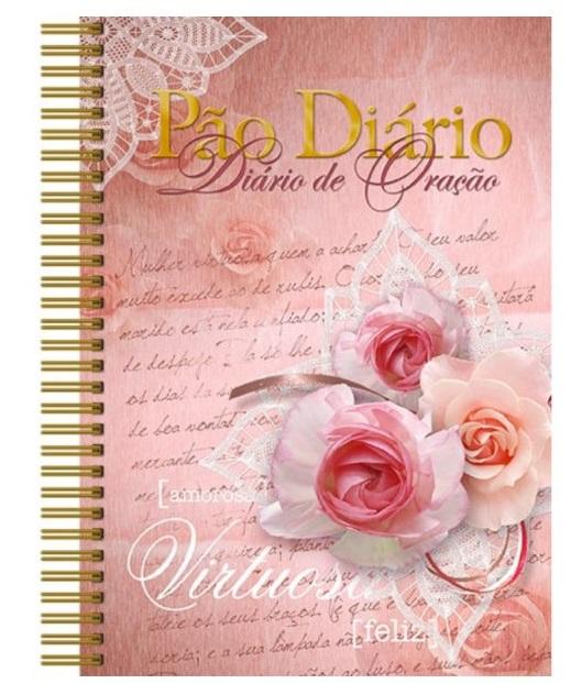 Pão diário | Diário de Oração | Mulher Virtuosa  - Universo Bíblico Rs