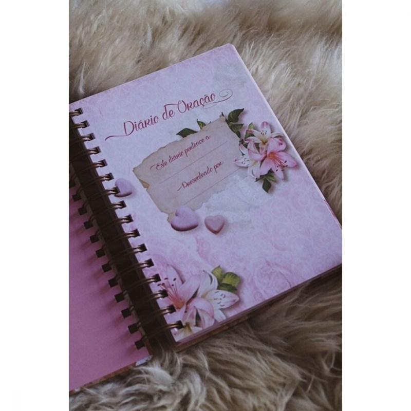 Pão Diário   Diário de Oração   Perfume  - Universo Bíblico Rs
