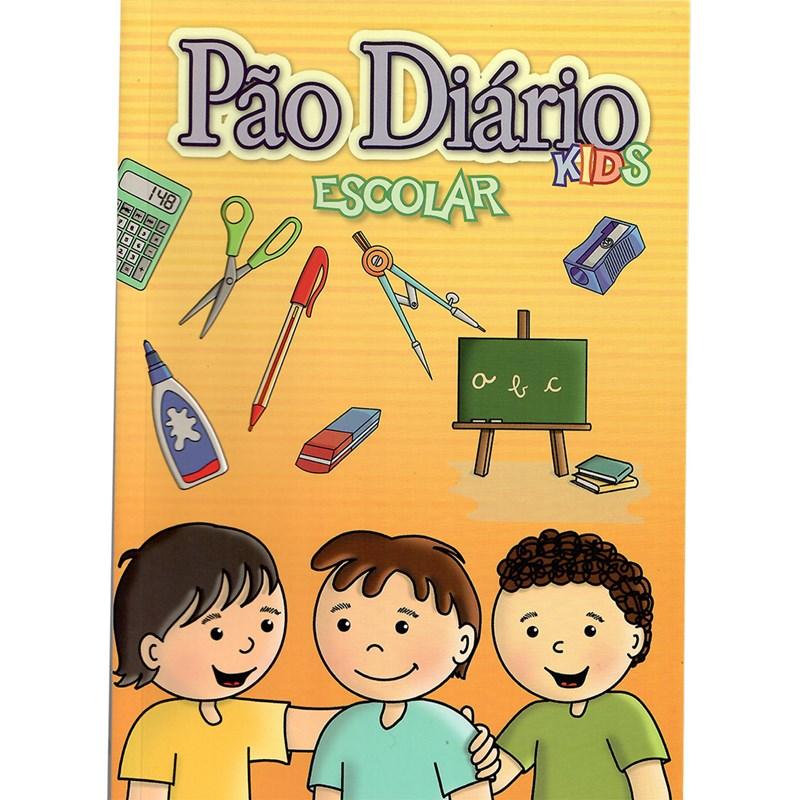 Pão Diário Kids | Material Escolar