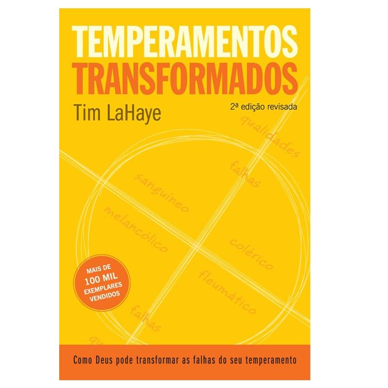 Temperamentos Transformados  - Universo Bíblico Rs