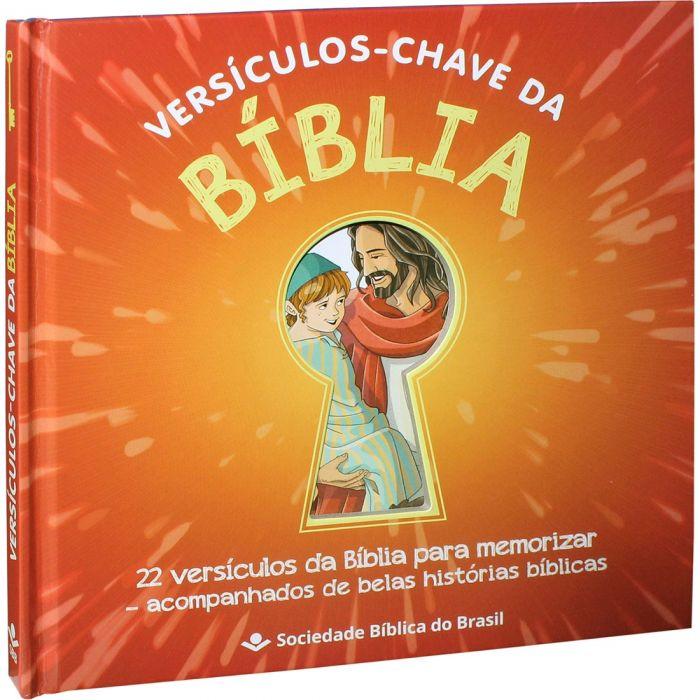 Versículos-chave da Bíblia  - Universo Bíblico Rs