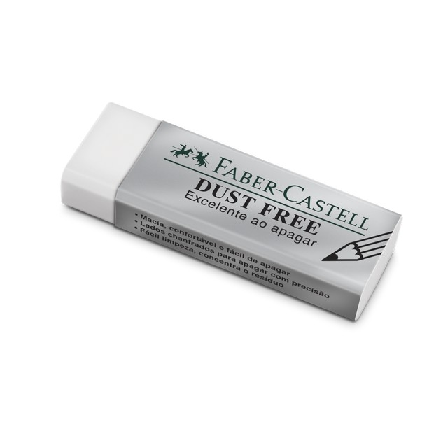 Borracha Faber Castell Dust Free Grande