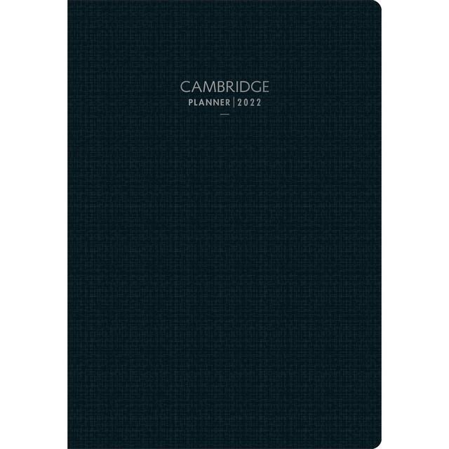Planner Tilibra Executivo Grampeado Cambridge 90g 2022