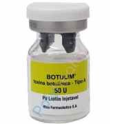 Botulim 50U Toxina Botulínica Tipo A